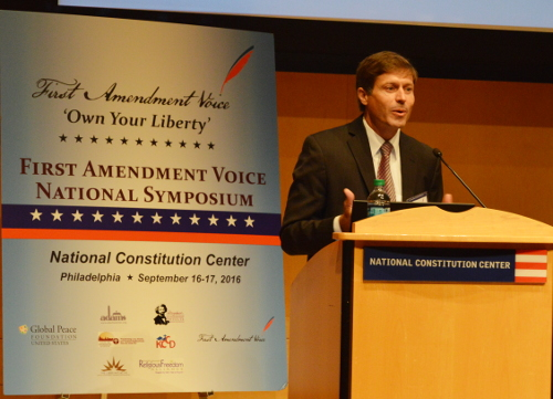 First Amendment Voice National Symposium Highlights