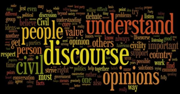 Is civil discourse a thing of the past?
