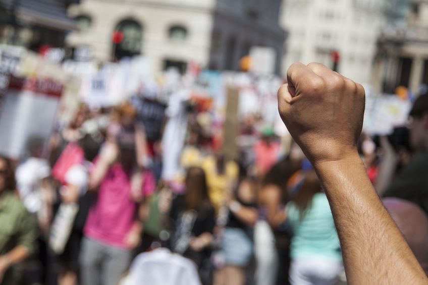 Are protests effective tools for political/social change anymore?
