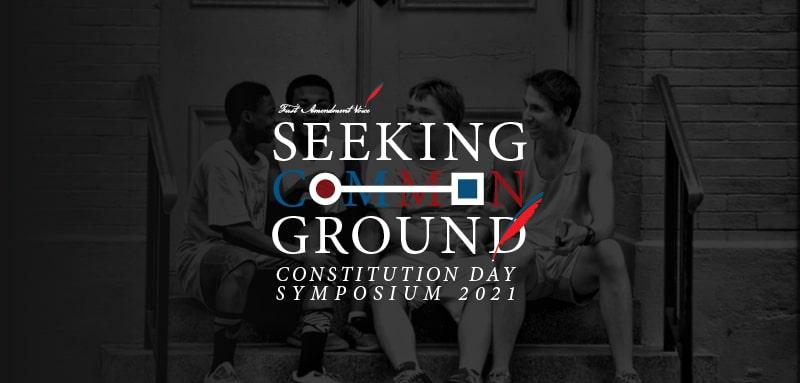 Constitution Day Symposium 2021